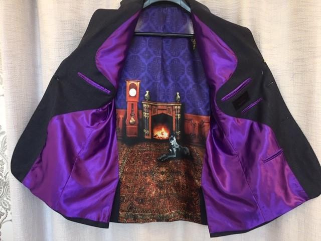 hurstpierpoint alterations Lined Jacket